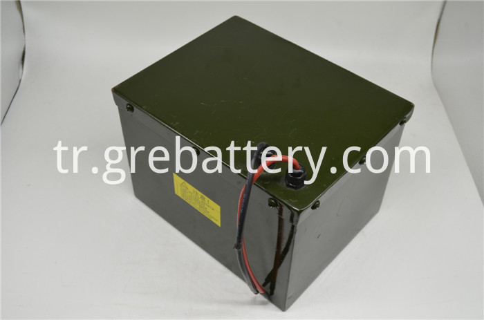deep cycle solar battery