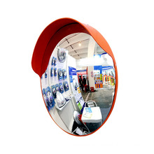Outdoor Safety Security Convex Driveway Mirrors PC Road Outdoor Convex  Mirror