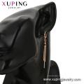 97263 Xuping populaire mode multicolore conception charmes femmes déposer des boucles d'oreilles