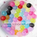 The Idea of 8mm Earring Round Smooth Ball Pandora Beads