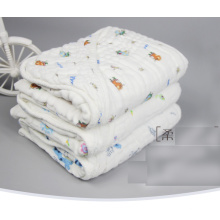 6 Layers Gauze Cloth Blanket/Towel for Baby with 70X70cm