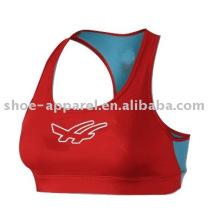 Aktive Yoga-Sport-BH-Lieferant der Mode