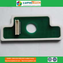 China for China PCB Circuit Membrane Switches,Rigid PCB Circuit Membrane Switches,PCB Cable Rubber Membrane Switches Manufacturer and Supplier LEDs Assembled Tactile Metal Dome PCB Membrane Keypad export to Spain Suppliers