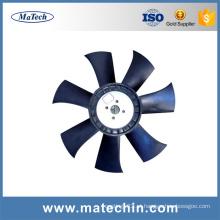Dissipador dútile do ferro fundido da reprodução Ggg50 do OEM da fundição de China