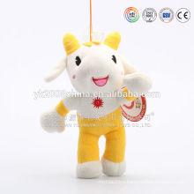 "Spring Festival Gala plush sheep name for""Yangyang"" toys,sheep national treasure.super lamb toys"
