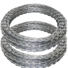 razor barbed wire specification
