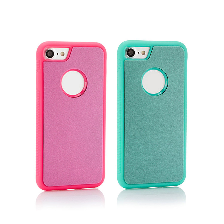Self-stick Shell for iPhone