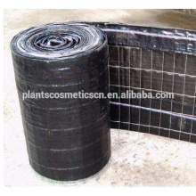 "12 GA Wire Mesh 4""x4"" wire backed Silt Fence"