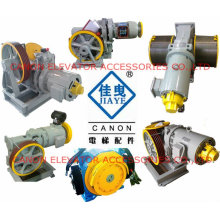 Elevator Parts/Traction machine factory
