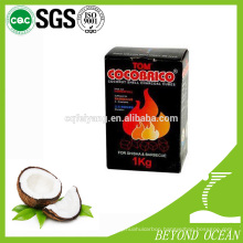 contemporary charcoal shisha briquette
