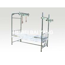 A-140 New Type Orthopedics Traction Bed avec pattes détachables