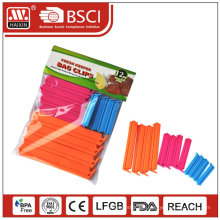 Plastic airtight sealing clips(12PCS)