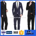 Moda Polyester e Rayon Men suiting tecido