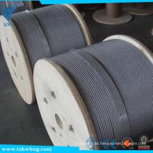 GB702 2205 alambre de soldadura de acero inoxidable laminado en caliente