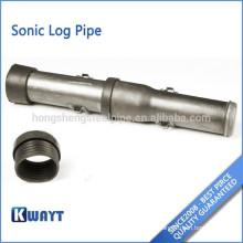 sonic log pipe for uae