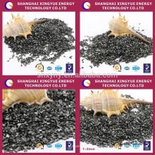 El grado superior personalizado mejora el contenido de C Coque de petróleo calcinado como aditivo de carbono