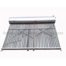 Stainless Steel Low Pressure Vacuum Tube Solar Water Heating System