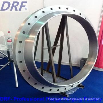 Large Flange, DIN Flange, Forging, Stainless Steel