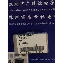 Panasonic Original Brank Nuevo objetivo Kxfb03kaa01 para SMT Machine