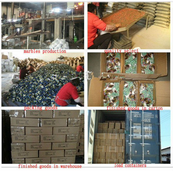 Wholesale Glass Marbles