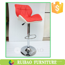 2016 Preço competitivo de alta qualidade American Style Leather Swive High Hotel Bar Chair