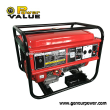 Power Value electric start 5.5kva petrol generator for home use