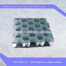 fornecer filtro de purificador de filtro filtro de purificador de carvão ativado granular filtro refilable