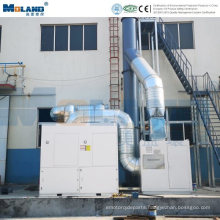 Centralized Welding Fume Exhaust System