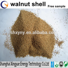Abrasives walnut shell 80mesh walnut shell powder