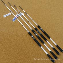 Ofji guid et bobine radeau de siège canne à pêche radeau Rod