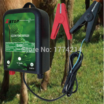 smaller electric fence energizer