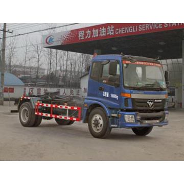 FOTON AUMAN Roll Off Container Garbage Truck
