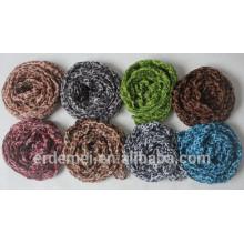 2014 new styles fashion women's cotton voile scarf leopard print shawl