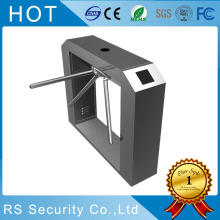 Gym Waterproof  ESD Tester Waist Height Turnstile