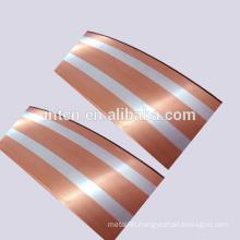 Rohs passed Silver copper nickel trimetal strip