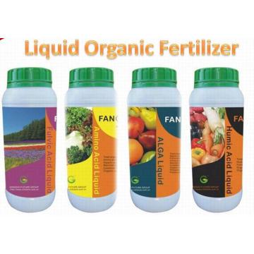 Flüssiger Huminsäure-flüssiger Fulvosäure-flüssiger Aminosäure-flüssiger Meerespflanzen-Dünger