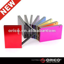 "ORICO 2595SUS3 SuperSpeed aluminum usb 3.0 to 2.5"" external hard disk cover"