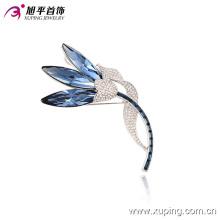 0006 Xuping Мода Роскошные Кристаллы От Сваровски Ювелирные Изделия Brooche