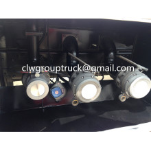 DFAC 4X2 9-12Tons Fuel Tanker Truck