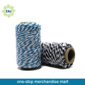Cheap Colored Braided Cotton Rope