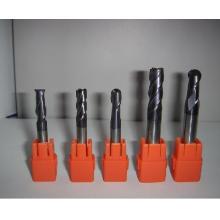 Hard Metal End Mills Tungsten Carbide End Mills