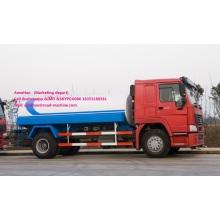 Water Tank Truck SINOTRUK HOWO 6CBM
