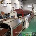 Композитный профиль WPC делая машину, деревянная пластичная составная производственная линия профиля