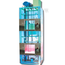 Dumbwaiter Elevator for Service Using