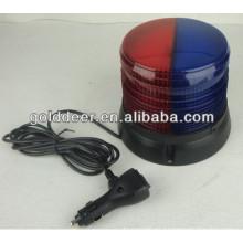 Alta calidad Led coche techo 12V magnética Strobe Beacon Lights(TBD317b)