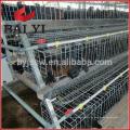 4 Tier-Schicht-Huhn-Geflügel-Batteriekäfige für nigerianischen Bauernhof