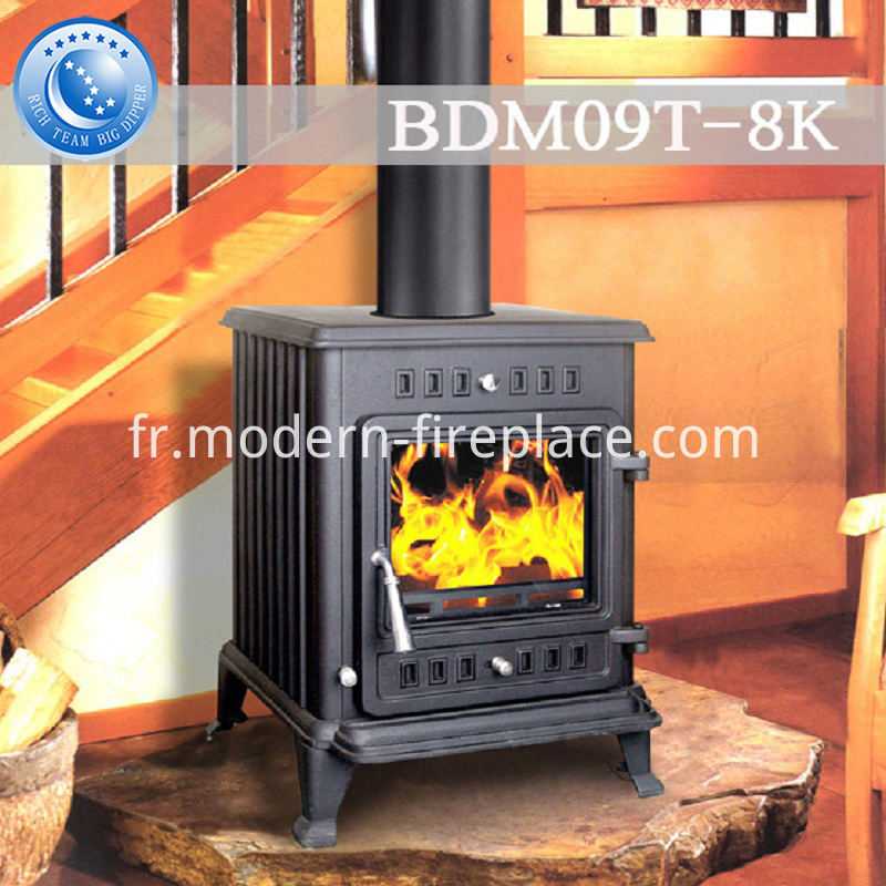 Custom Cast Iron Wood Burning Stoves