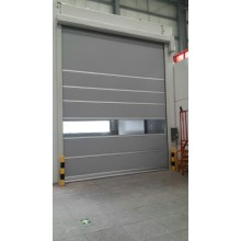 Industry High Speed Rolling Shutter Warehouse Door