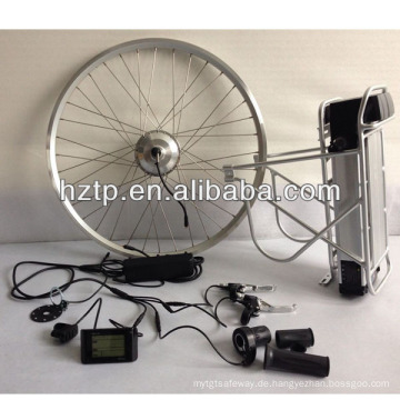 36V250W motor elektrische fahrrad diy kit