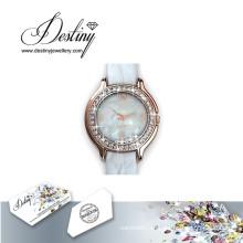 Cristal joyas de destino desde Swarovski reloj de Sophie